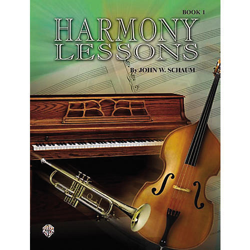 Alfred Harmony Lessons Book 1 (Note Speller 3) thumbnail