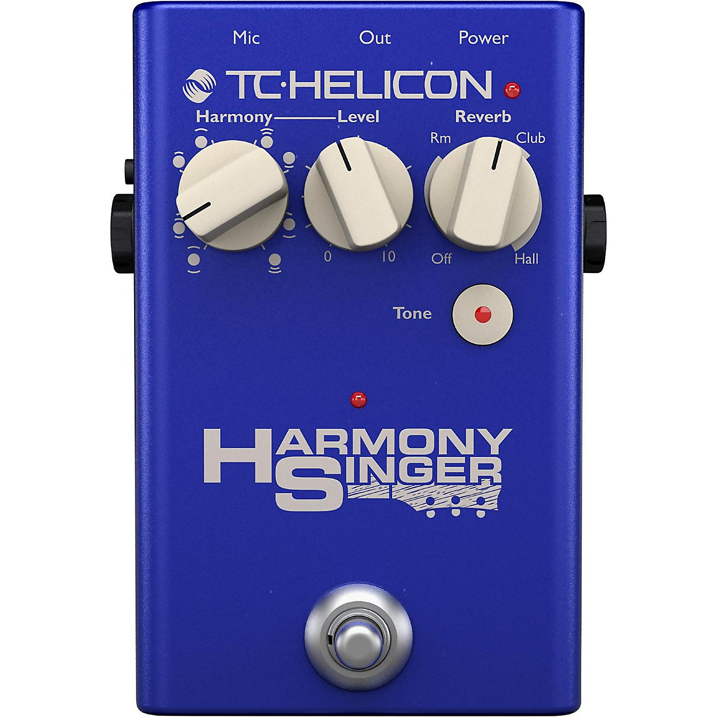 TC Helicon Harmony Singer 2 Effects Pedal thumbnail