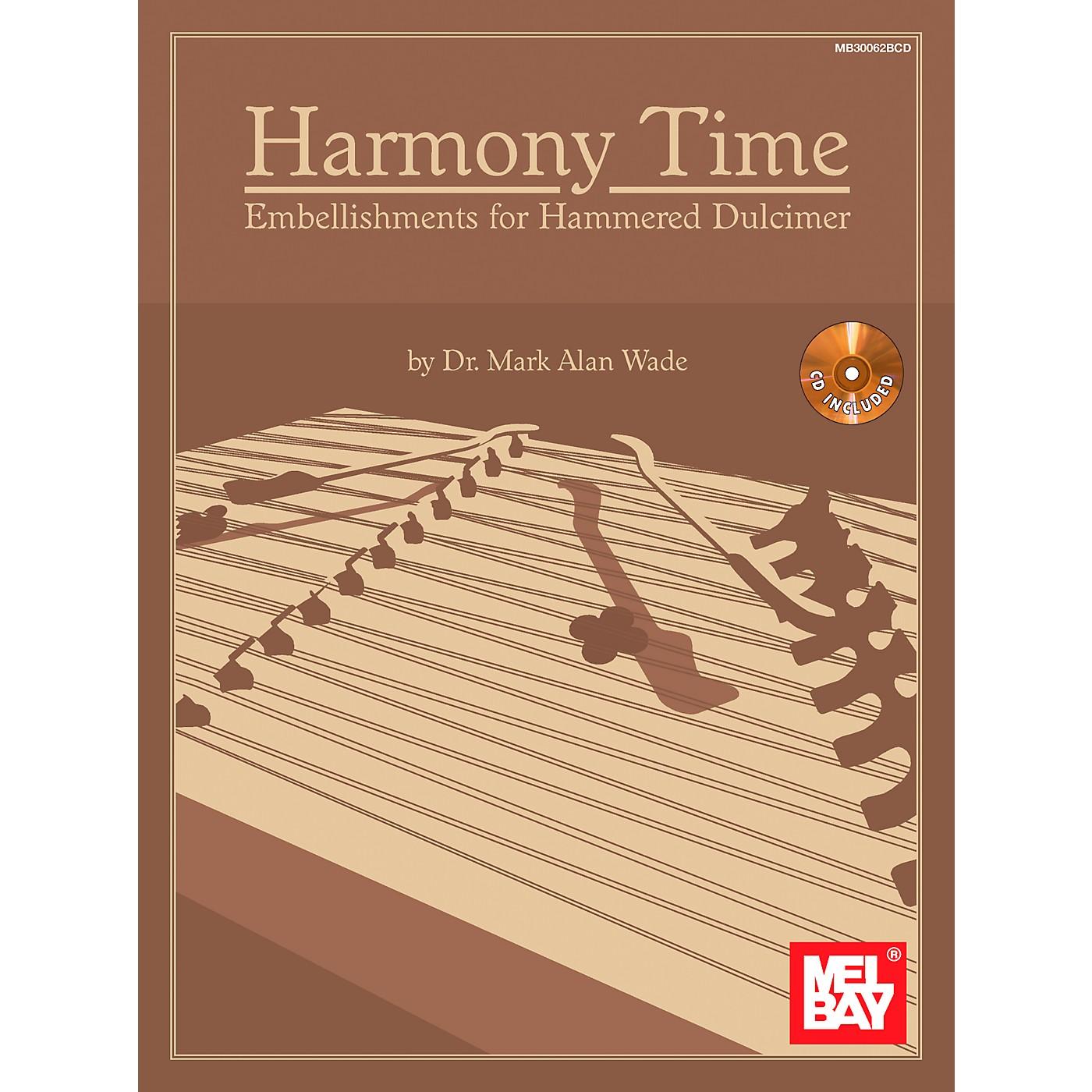 Mel Bay Harmony Time: Embellishments for Hammered Dulcimer thumbnail
