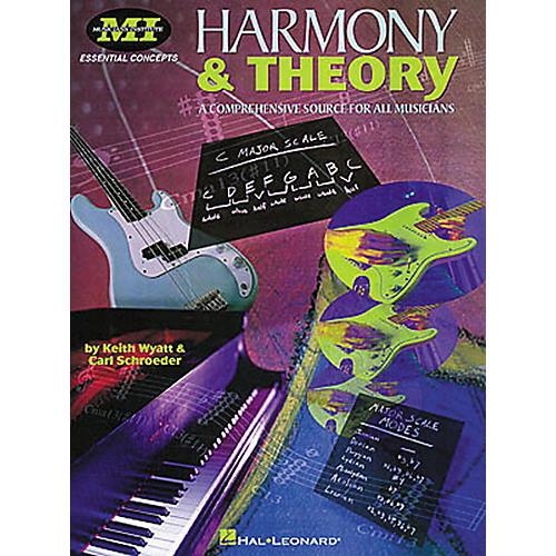 Hal Leonard Harmony and Theory-thumbnail