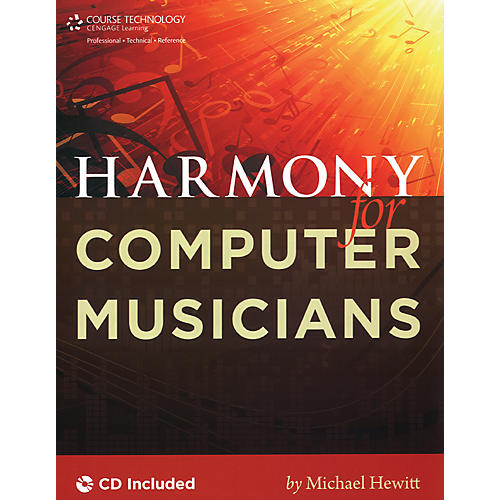Course Technology PTR Harmony for Computer Musicians Book & CD thumbnail