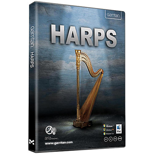 Garritan Harps Software Download thumbnail