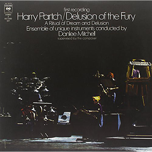 Alliance Harry Partch - Delusion of the Fury thumbnail
