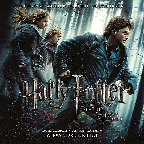 Alliance Harry Potter & Deathly Hallows Part 1 (Original Soundtrack) thumbnail