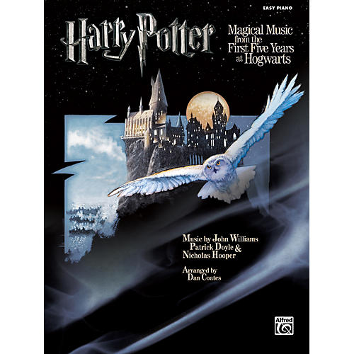 Alfred Harry Potter Magical Music Easy Piano thumbnail