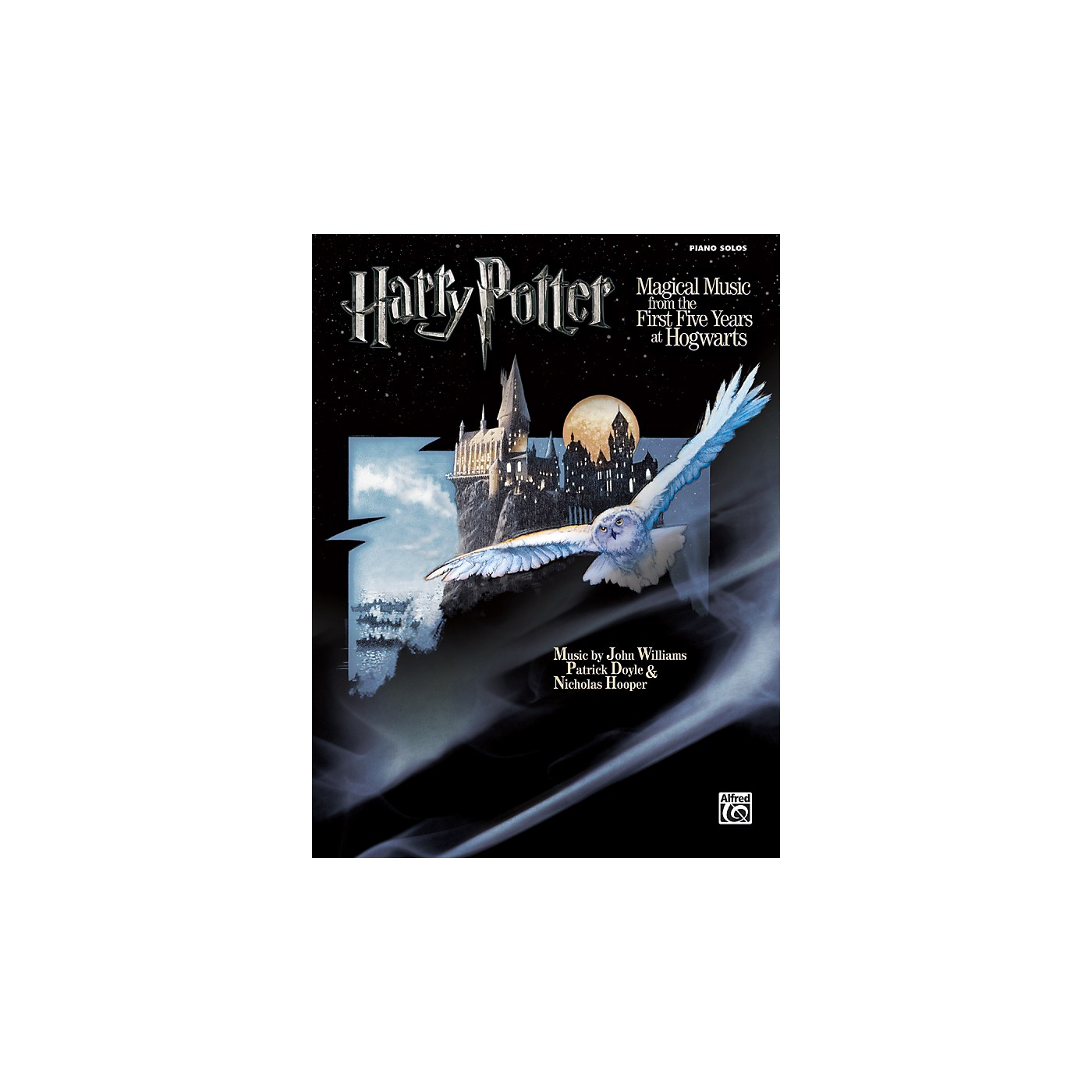Alfred Harry Potter Magical Music Piano Solos thumbnail