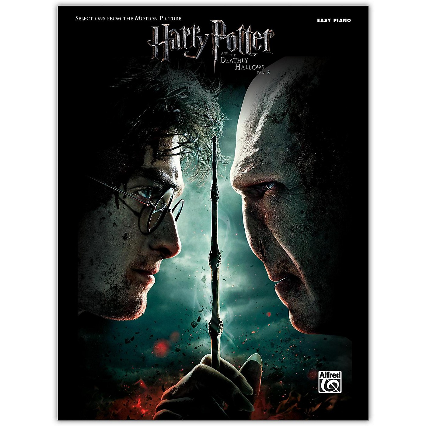Alfred Harry Potter and the Deathly Hallows, Part 2 Easy Piano Songbook thumbnail