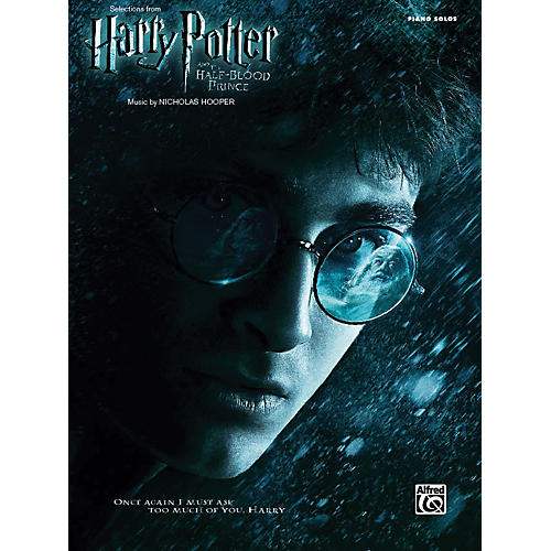 Alfred Harry Potter and the Half-Blood Prince Selections from  Piano Solos-thumbnail