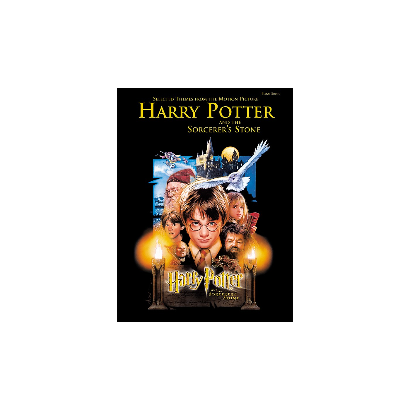 Alfred Harry Potter and the Sorcerer's Stone Selected Themes from the Motion Picture Intermediate/Advanced Piano thumbnail