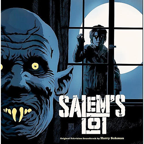 Alliance Harry Sukman - Salem's Lot (1979 Original Soundtrack) thumbnail