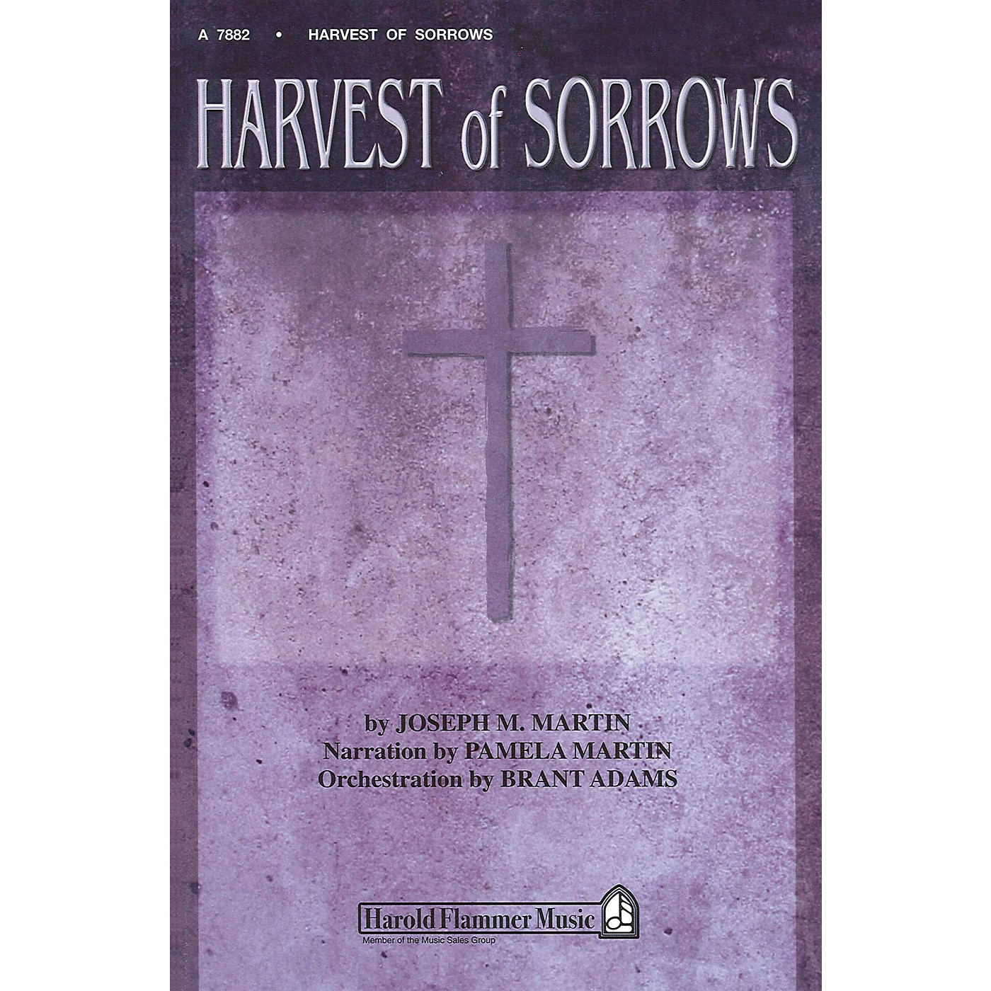 Shawnee Press Harvest of Sorrows Preview Pak composed by Joseph M. Martin thumbnail