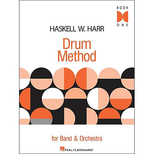 Hal Leonard Haskell W. Harr Drum Method - Book One thumbnail