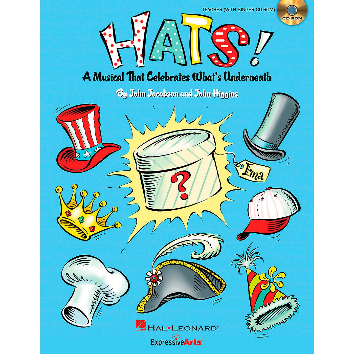 Hal Leonard Hats! A Musical That Celebrates What's Underneath (Classroom Kit) thumbnail