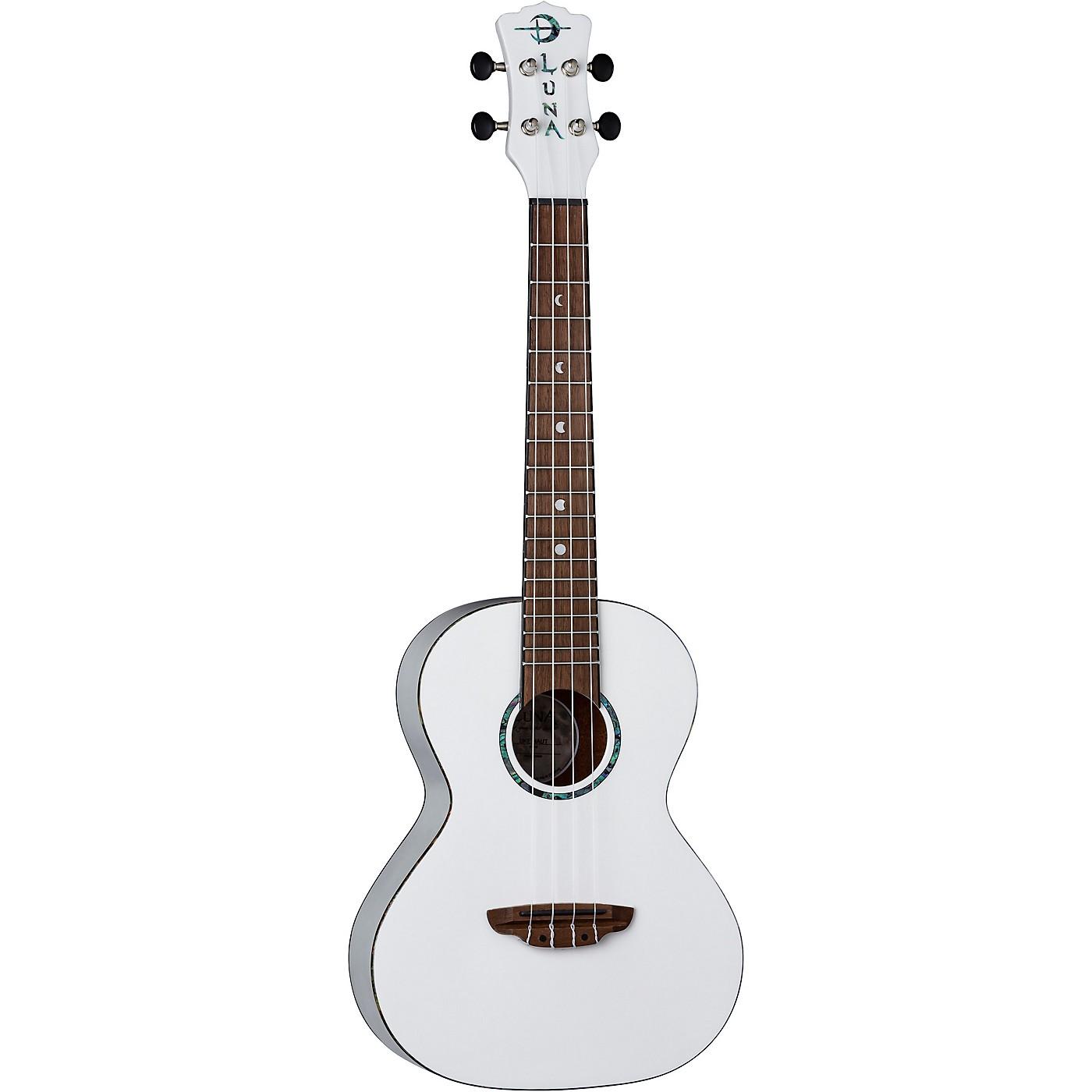 Luna Guitars Hau Snow Tenor Ukulele thumbnail