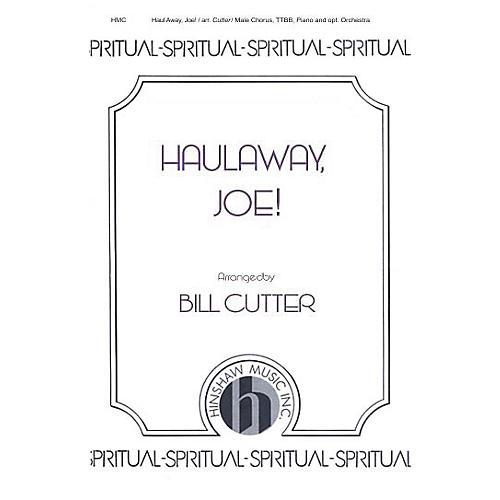 Hinshaw Music Haul Away, Joe! TTBB arranged by Cutter thumbnail