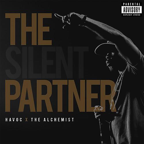 Alliance Havoc X the Alchemist - The Silent Partner (gold Vinyl) thumbnail