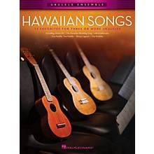 Hal Leonard Hawaiian Songs Ukulele Ensemble Series Softcover