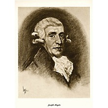 Music Sales Haydn (Lupas Large Portrait Poster) Music Sales America Series