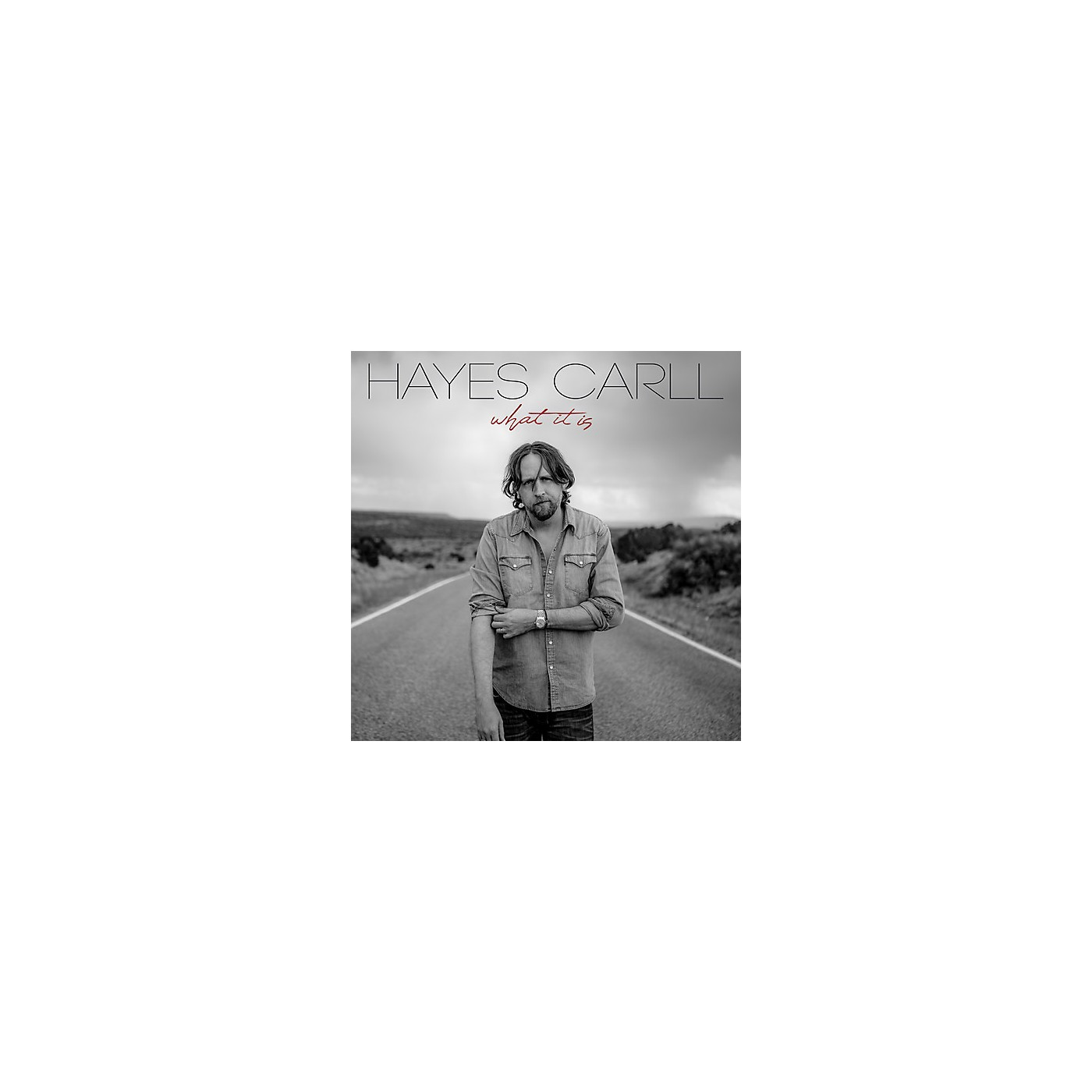 Alliance Hayes Carll - What It Is (CD) thumbnail