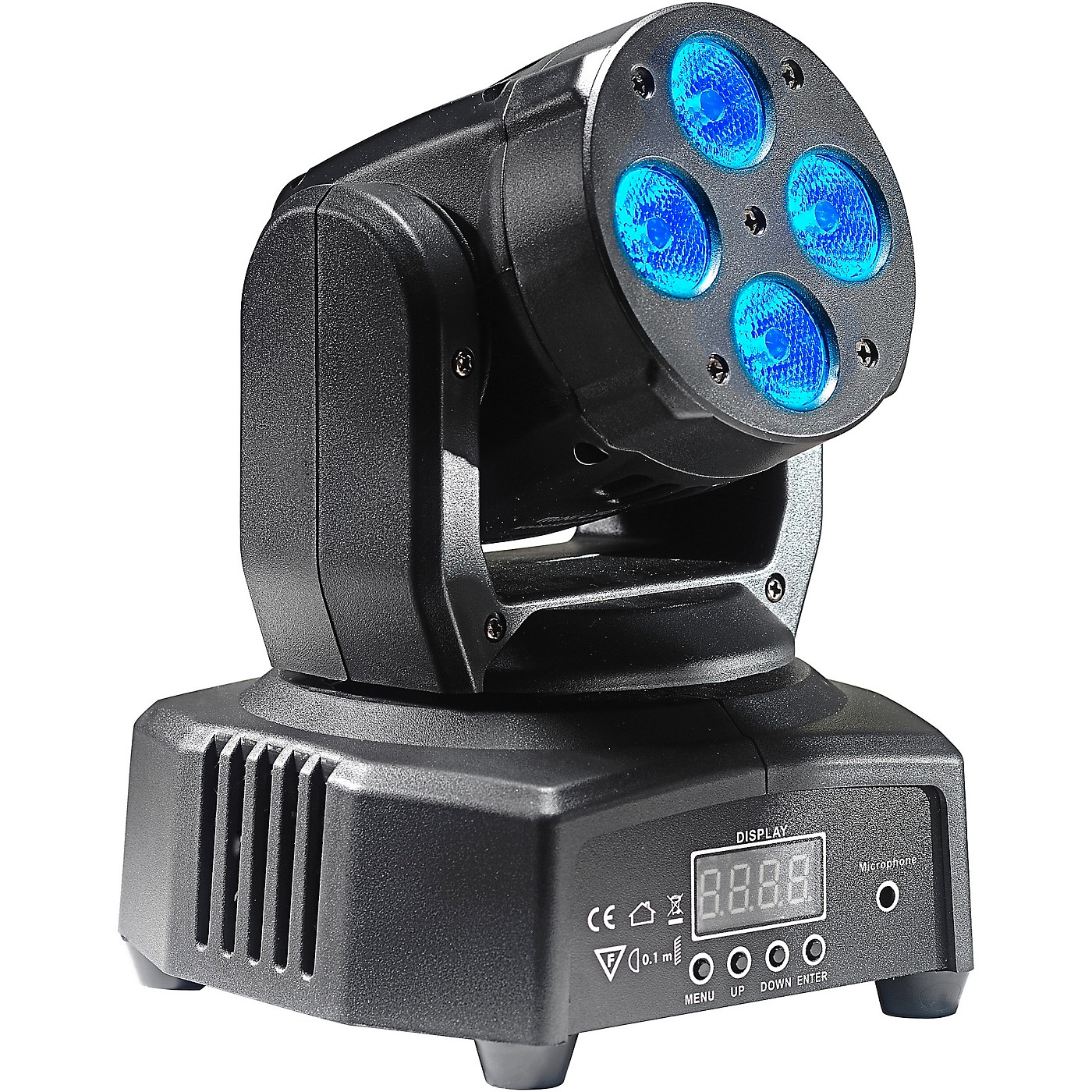 Stagg HeadBanger 8 Moving-Head RGBW LED Light thumbnail