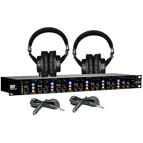 ART Headamp6 Tascam TH-200X Package (2-Pack) thumbnail