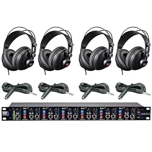 ART Headamp6 and MH310 Headphone Package Plus (4-Pack)-thumbnail