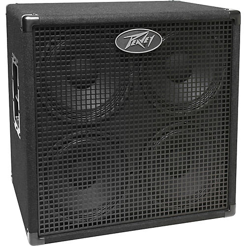 Peavey Headliner 410 4x10 Bass Speaker Cabinet-thumbnail
