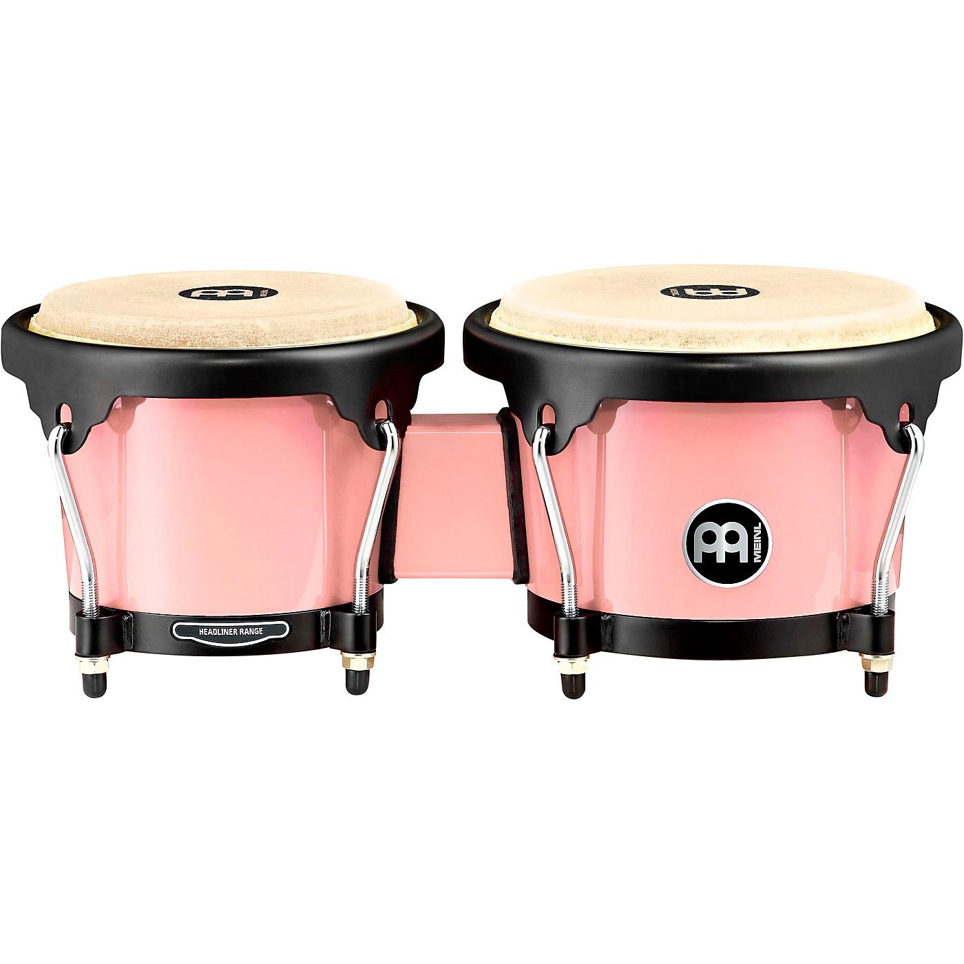 Meinl Headliner Series Bongos Flamingo Pink thumbnail