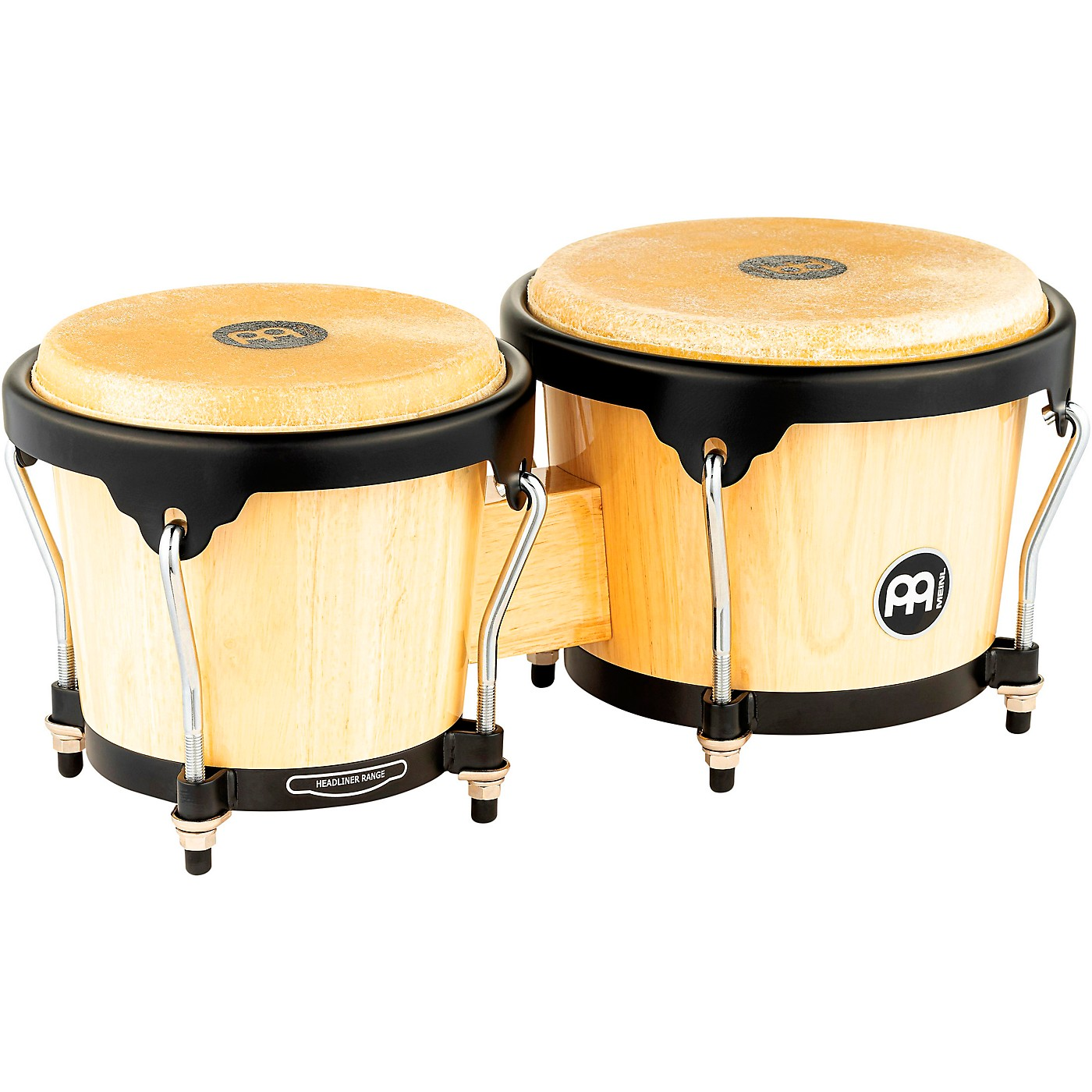 Meinl Headliner Series Wood Bongos thumbnail