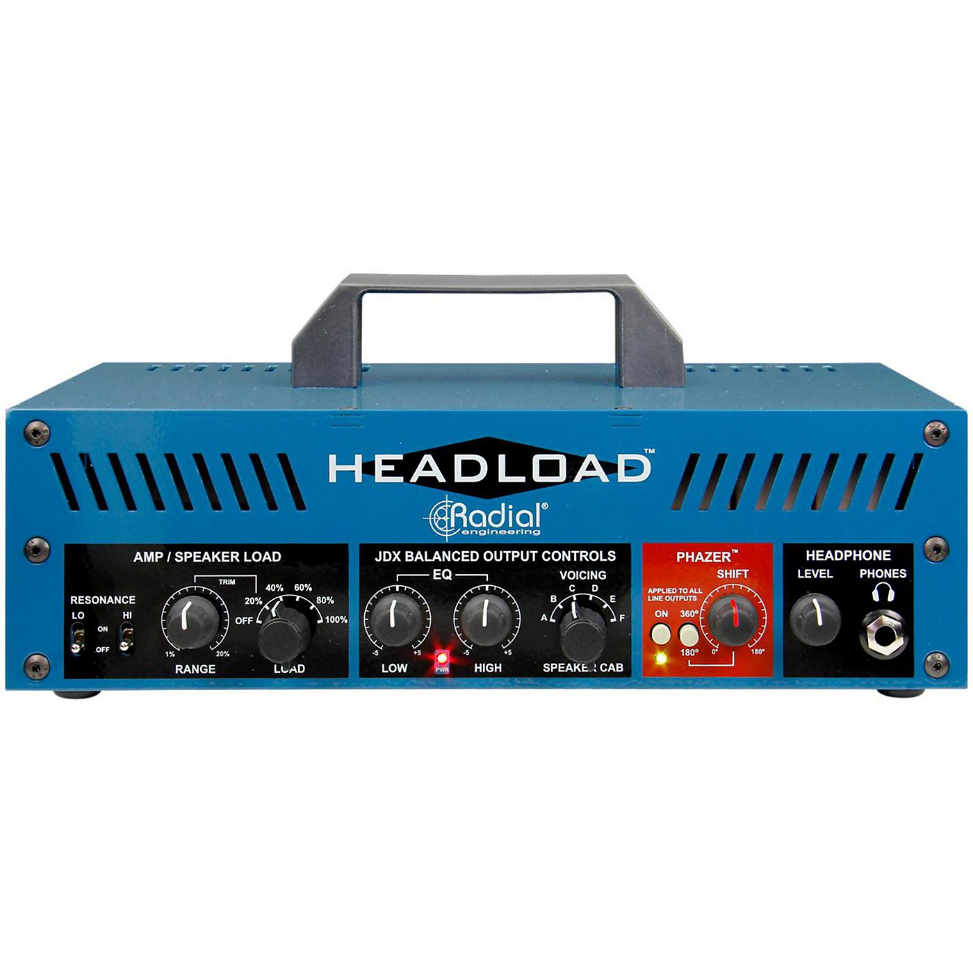 Radial Engineering Headload Guitar Amp Load Box thumbnail
