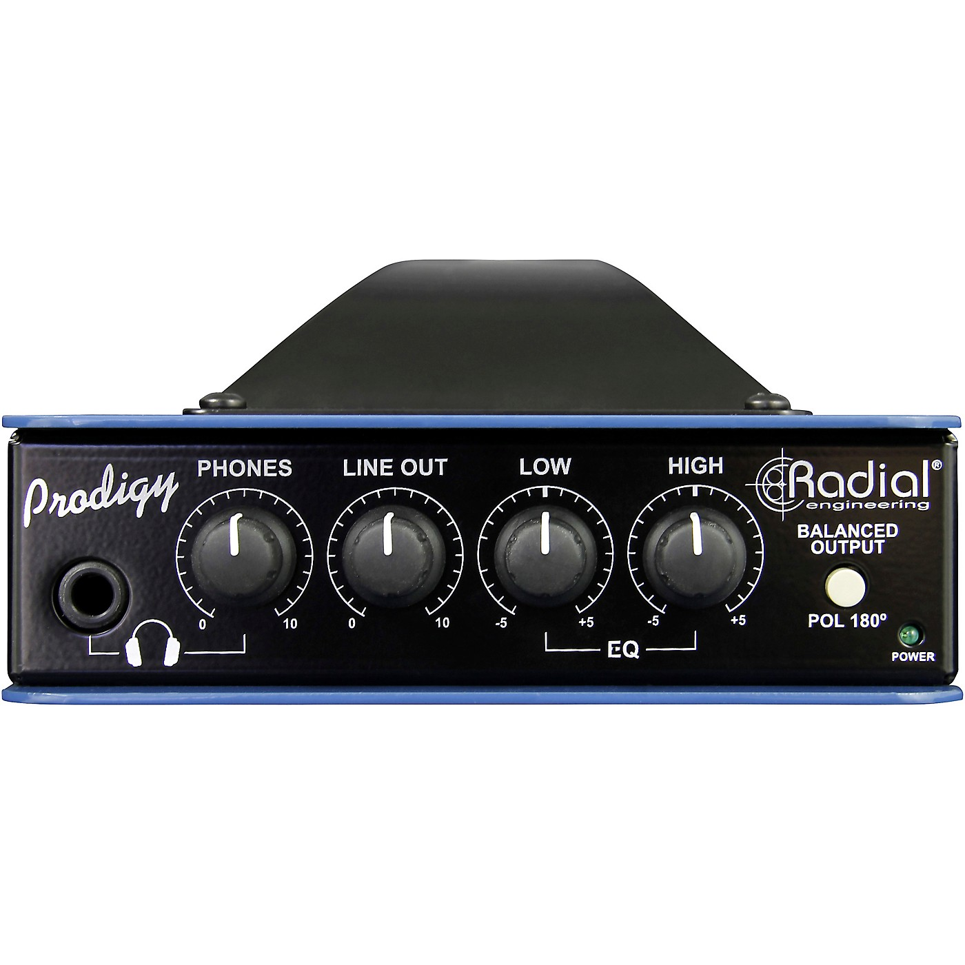 Radial Engineering Headload Prodigy Combination Load Box and DI 8 Ohm thumbnail