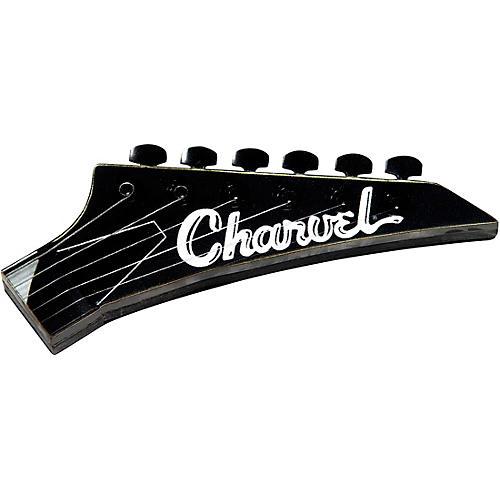 Charvel Headstock Fridge Magnet thumbnail