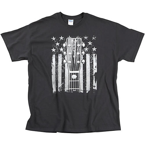 Martin Headstock and Flag T-Shirt thumbnail