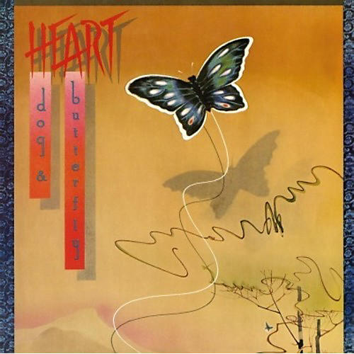 Alliance Heart - Dog and Butterfly (Blue) thumbnail