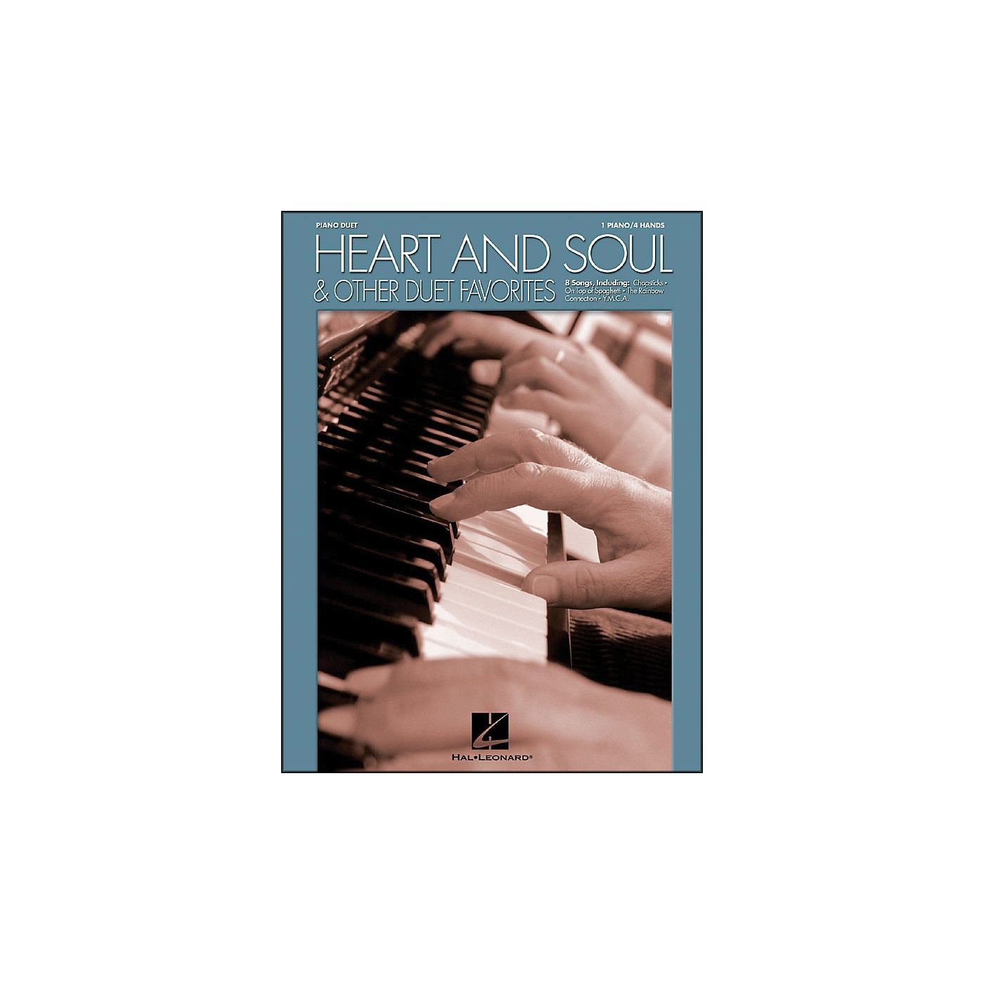 Hal Leonard Heart And Soul And Other Duet Favorites for Piano Duet 1 Piano, 4 Hands thumbnail