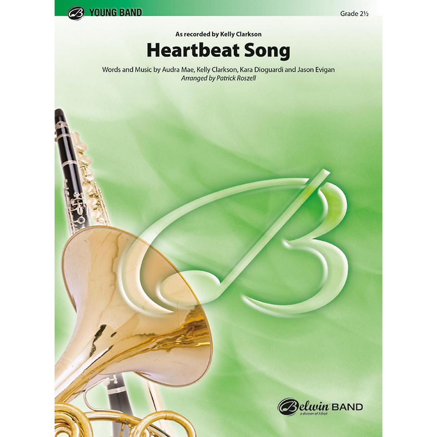 BELWIN Heartbeat Song Grade 2 (Easy) thumbnail