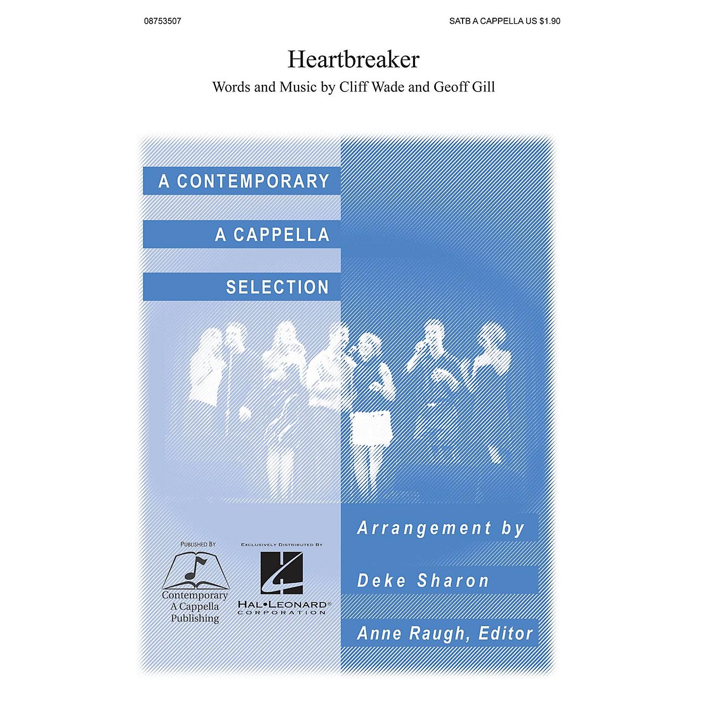 Contemporary A Cappella Publishing Heartbreaker SATB a cappella arranged by Deke Sharon thumbnail