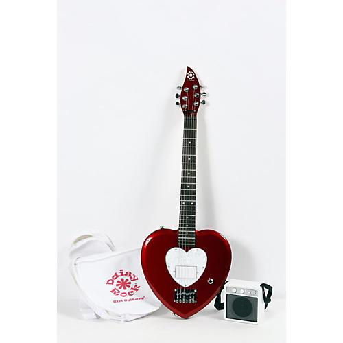 Daisy Rock Heartbreaker Short-Scale Electric Guitar Starter Pack thumbnail