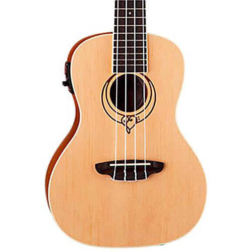Luna Guitars Heartsong Acoustic-Electric Ukulele with USB Output thumbnail