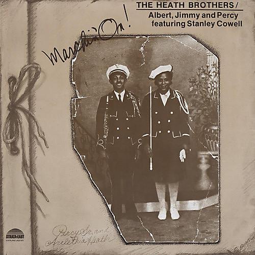 Alliance Heath Brothers - Marchin' On thumbnail