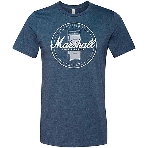 Marshall Heather Soft Style Ring Spun Cotton T-Shirt thumbnail