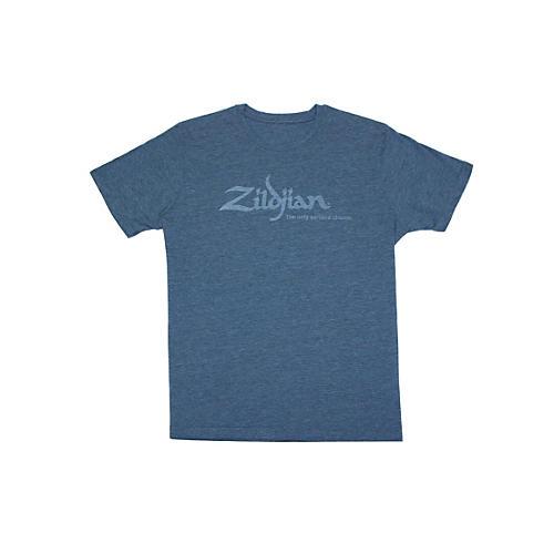 Zildjian Heathered Blue T-Shirt thumbnail