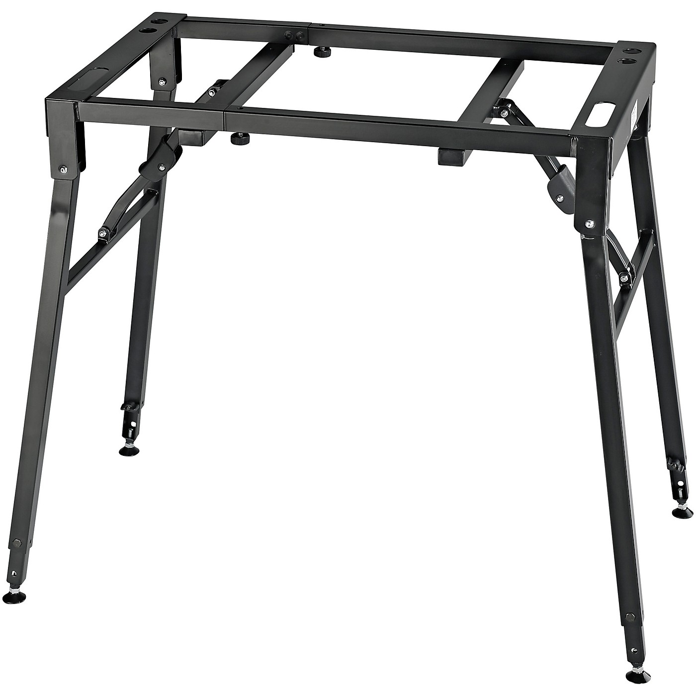 K&M Heavier-DutyTable Keyboard Stand thumbnail