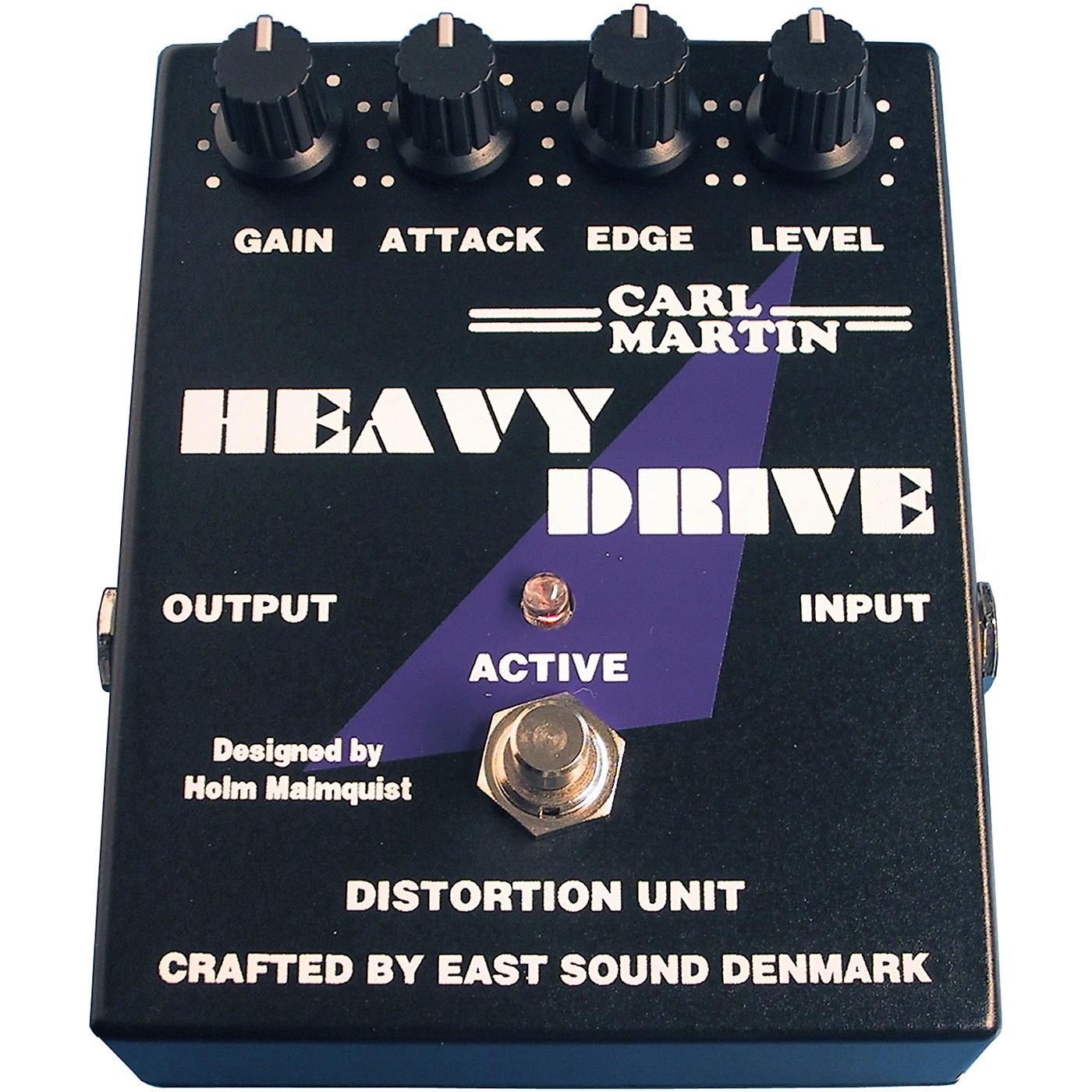 Carl Martin Heavy Drive thumbnail