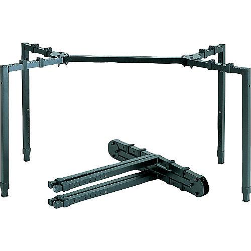 Quik-Lok Heavy Duty Height Adjustable Mixer / Speaker Stand thumbnail