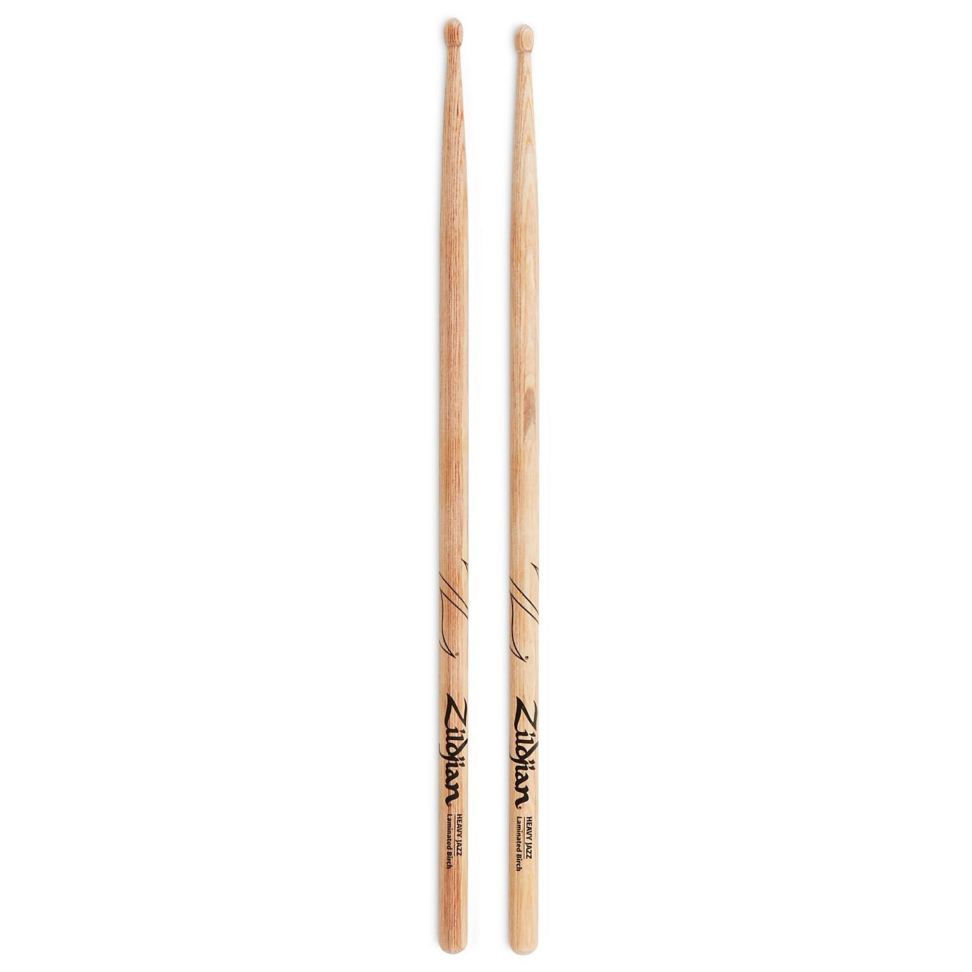 Zildjian Heavy Jazz Drumsticks thumbnail