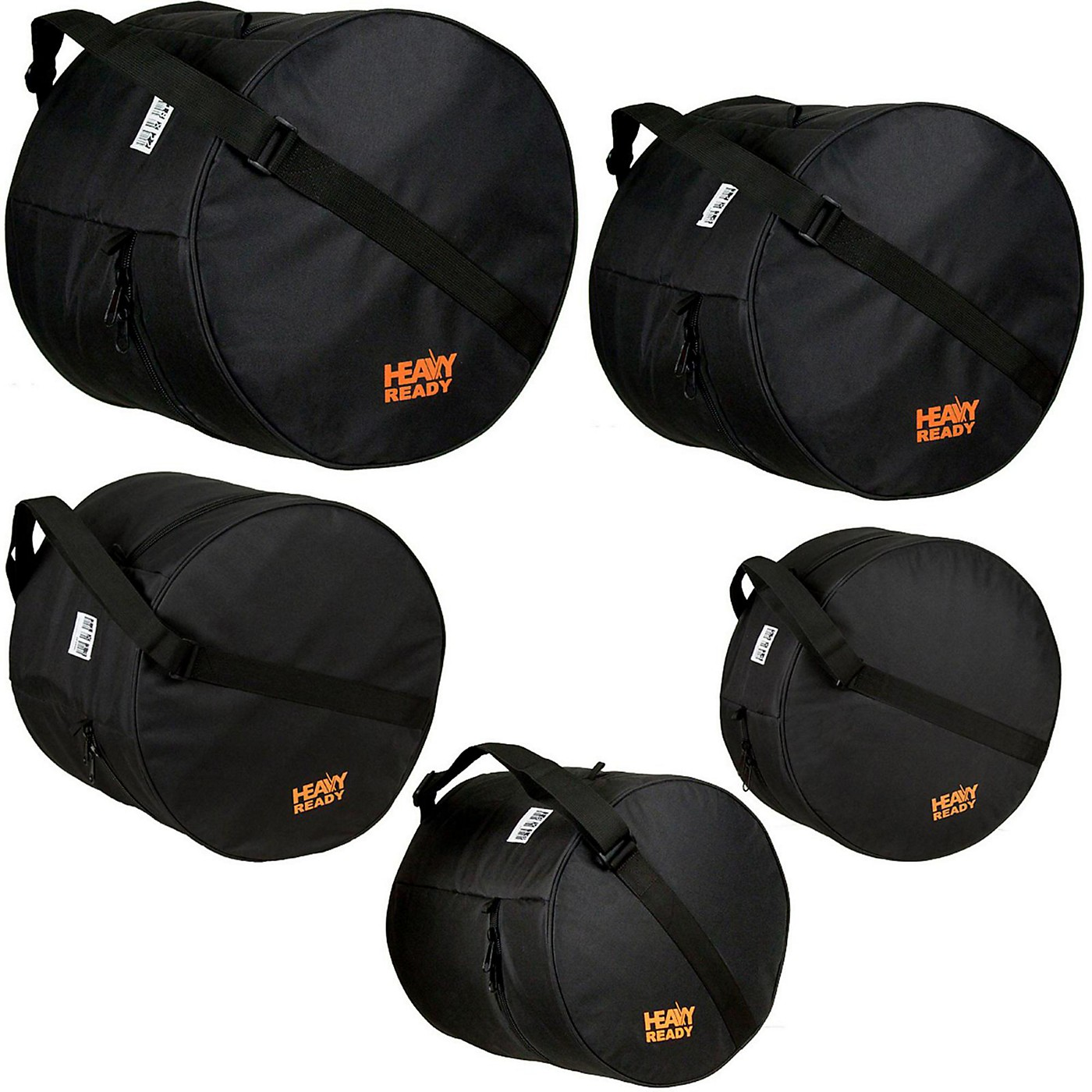 Protec Heavy Ready Series - Drum Bag Set/Fusion thumbnail