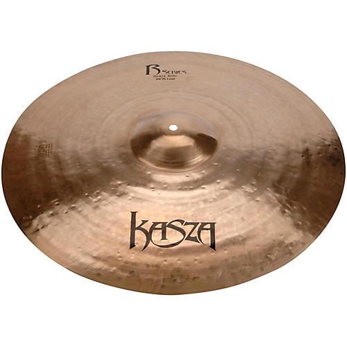 Kasza Cymbals Heavy Rock Ride Cymbal thumbnail
