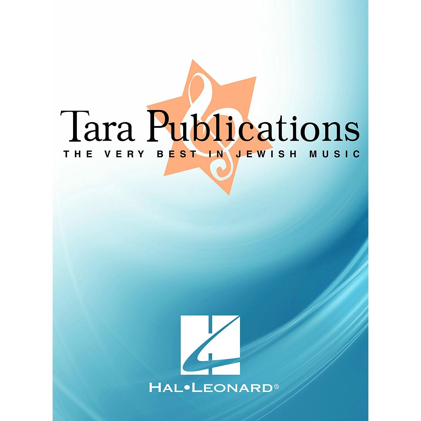 Tara Publications Hebrew Melodies (My Very First Piano Book) Tara Books Series by Charki Chusid thumbnail