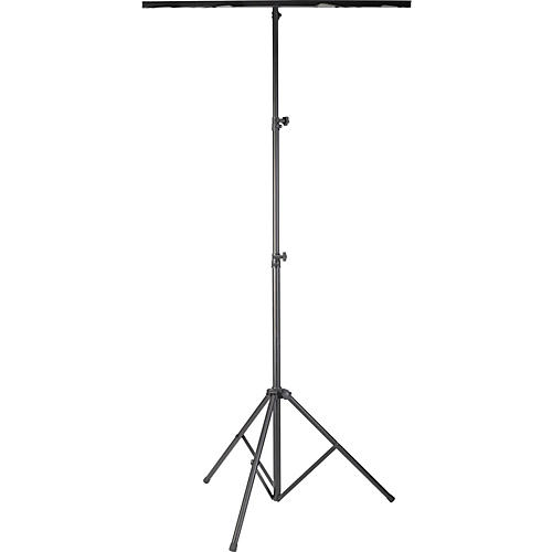 Stagg Height Adjustable Light Stand With Folding Legs-thumbnail